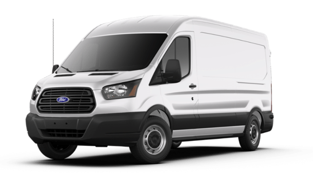 2019 Ford Transit Van Commercial-truck Flexible Fuel Rear Wheel Drive